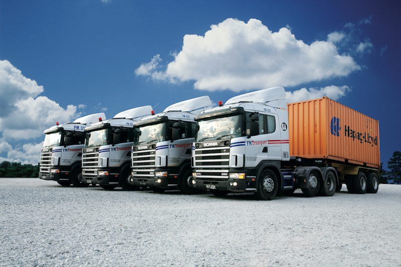 Haulage & Land Transportation
