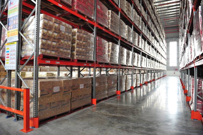 3PL and Warehousing